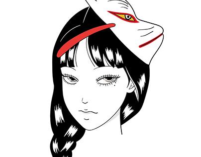 Monoke inspiration Portrait