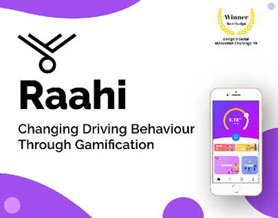 Raahi - Changing Driving Behaviour through Gamification