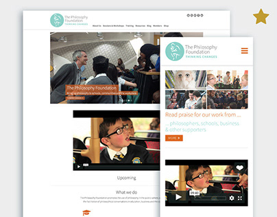 Philosophy-Foundation-Website