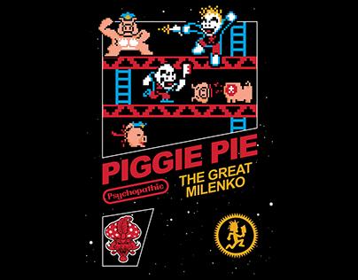 ICP - Piggie Pie - 8 Bit
