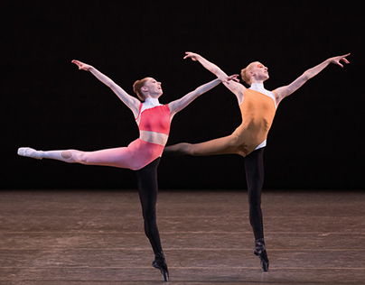 """NYC Ballet Justin Peck """"New Blood"""""""