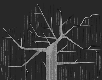 Weeping Willow Winter