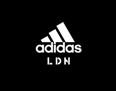 London Flagship // ID // Adidas