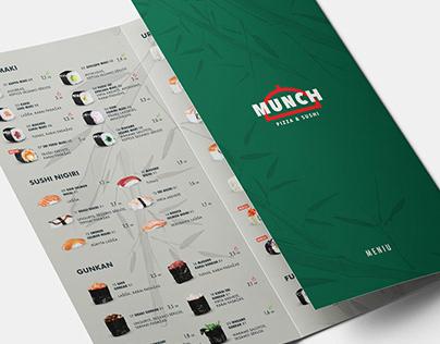 Munch Pizza & Sushi Restaurant