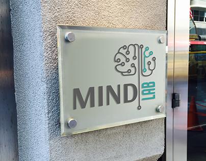 Mind Lab Logo variants & Stationery