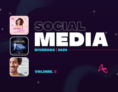 Social Media 2020 | Diversos
