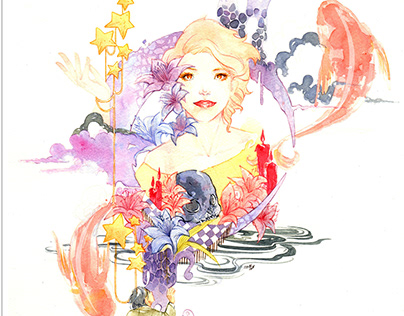 FEARSCAPE #1 Vault - Ariela Kristantina