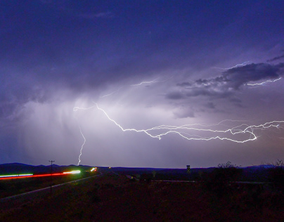 AZ Desert Monsoon Storms