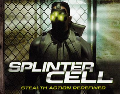 VIDEO GAME - Splinter Cell