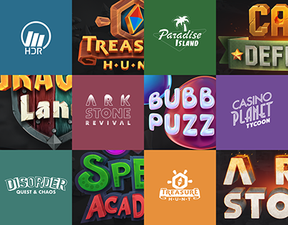 Logofolio: Mobile Games
