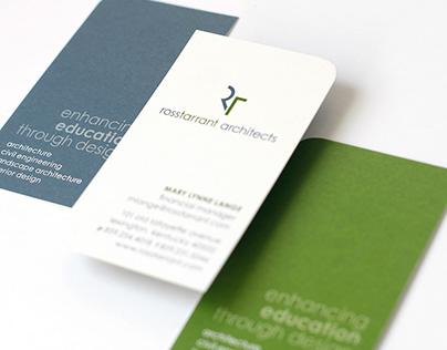 RossTarrant Architects Branding