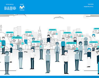MOVISTAR BUSINESS SOLUTIONS MOTION GRAPHICS