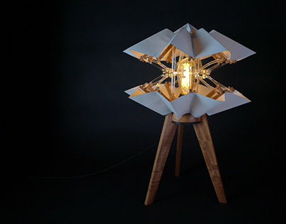 Lumigami - Winner of the HRI Student Competition 2019