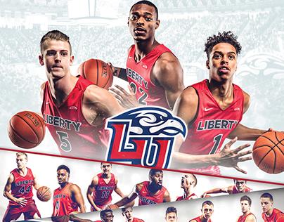 2016-17 Liberty Men's Basketball Campaign