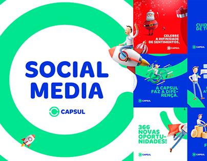 Social Media 2020 | Capsul