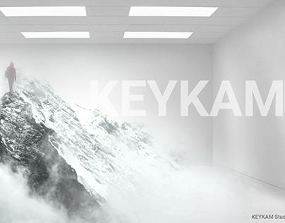 KeyKam covers.