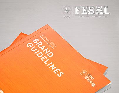 Brand Guidelines | FESAL