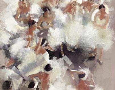 Ballet study