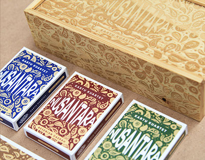 Nusantara Playing Card (Game about Indonesian Culture)