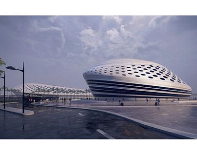 International Cruise Terminal l Graduation Project