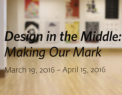 Design in the Middle – Exhibition