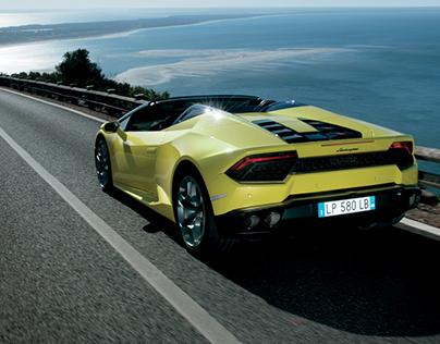 Lamborghini RWD Spyder