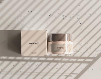 Brand Identity System for Muniq