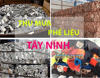 Thu mua phế liệu Tây Ninh các loại với giá cao