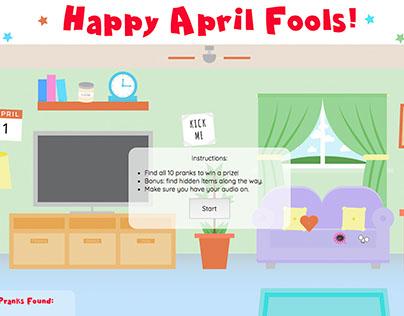 April Fools E-Card