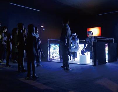 VR Art Installation//4th Chengdu Creative&design Week