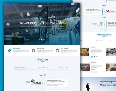SDV Tech Webpage