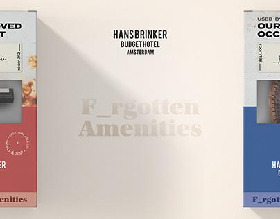 HANS BRINKER / F_RGOTTEN AMENITIES
