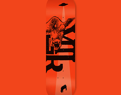 Milk Skateboards x BetoJanz 2018