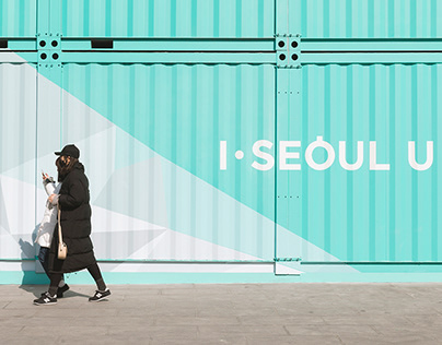 URBAN GEOMETRY // SEOUL II