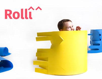 Rolli – Sensory play system