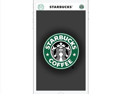 Starbucks UI & UX