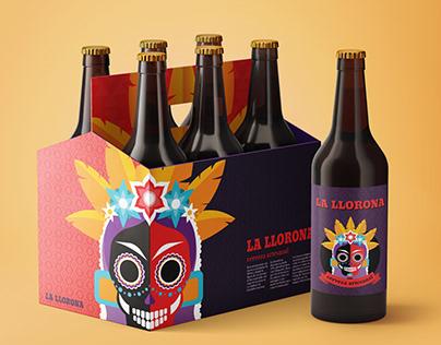 Cerveza La Llorona