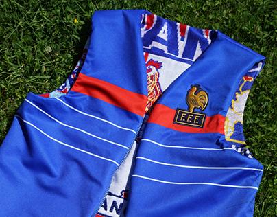 ELDEJO x France Football Tribute Vest