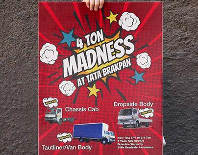 Print ad for magazine