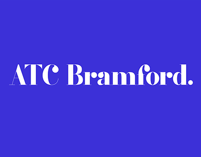 ATC Bramford Typeface