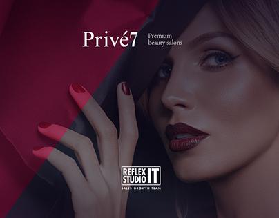 Prive7 - Premium beauty salons