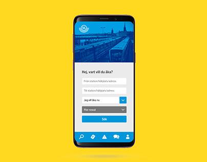 Design your trip | UX/UI