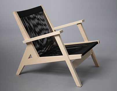 8 o'clock Chair