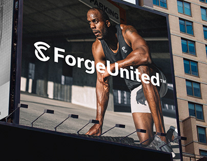 ForgeUnited | Brand Identity