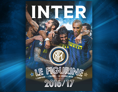 Cover Album Inter 2016-2017
