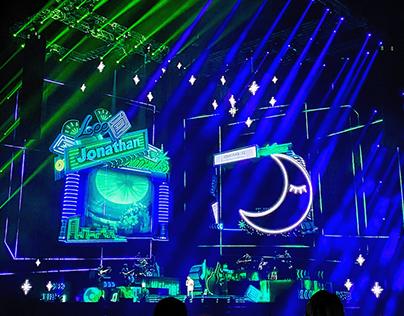 Jonathan Lee's Concert | 李宗盛 《有歌之年》 2020高雄巨蛋演唱會