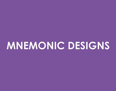 MNEMONIC DESIGNS