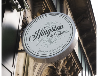 Hingston & Thomas | Branding