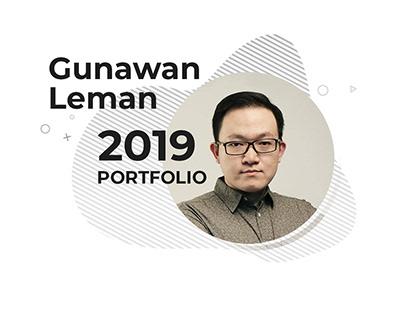 Gunawan Leman 2019 Portfolio