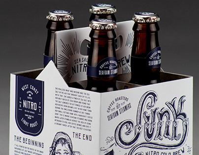 Sunk Nitro Cold Brew